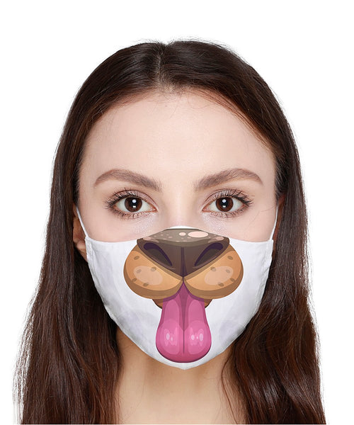 Funny Animal Face Mask