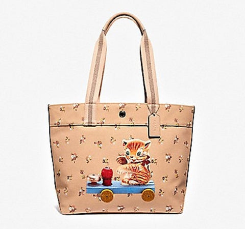 Coach FISHER-PRICE KITTY TOTE