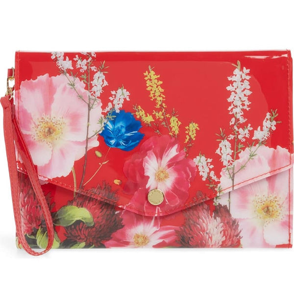 Ted Baker London Adelade Berry Sundae Envelope Pouch