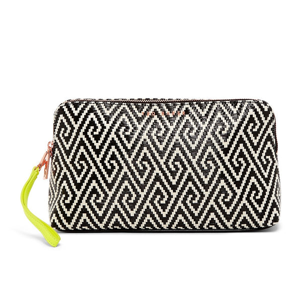 TED BAKER MALLIKA WOVEN LARGE WASH BAG