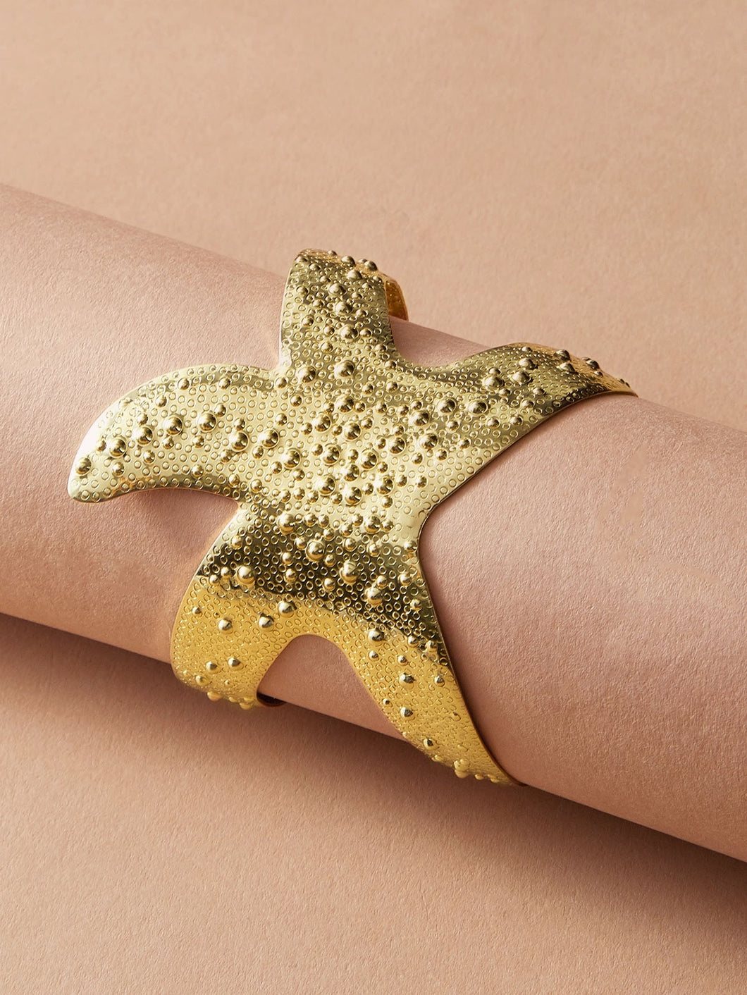 Andie Starfish Gold Cuff