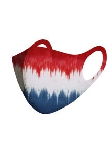Patriotic face masks