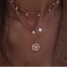 Load image into Gallery viewer, Selinas Celestial necklace
