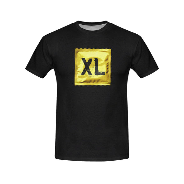 caZ XL Condom Wrapper Tee (Exclusive)