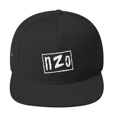 nZo OG Black Snapback - The Real1