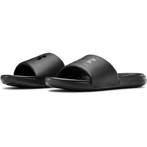Under Armour Men's Slide UA Ansa Fixed Strap Athletic Flip Flop Sandals 3023761