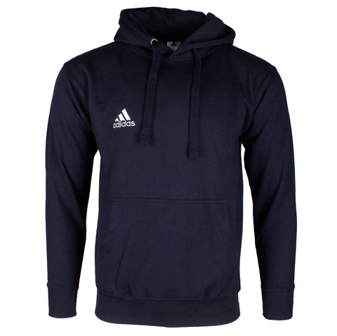 Adidas Men's Essentials Logo Graphic Pouch Pocket Pullover Hoodie