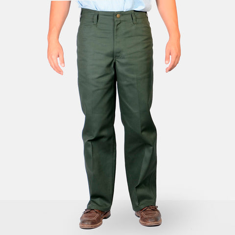Ben Davis Men's Classic Original Ben's 50/50 Blend Twill Work Pants