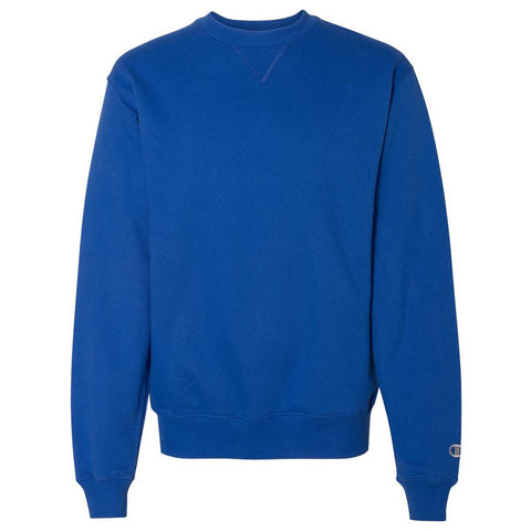 Champion Men's S178 Heavyweight French Terry Crew Neck Sweatshirt