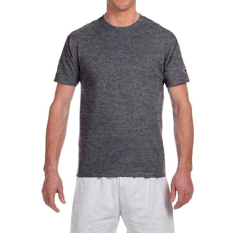 Champion Men's T-Shirt 6.1 oz. Athletic Workout Fitness Short Sleeve Shirt T525C