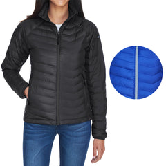 Columbia Women's 1737001 Oyenta Trail Insulated Zip Up Puffer Jacket