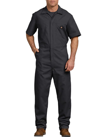 Dickies Mens Short Sleeve 33999 Work Wear Uniform Coveralls