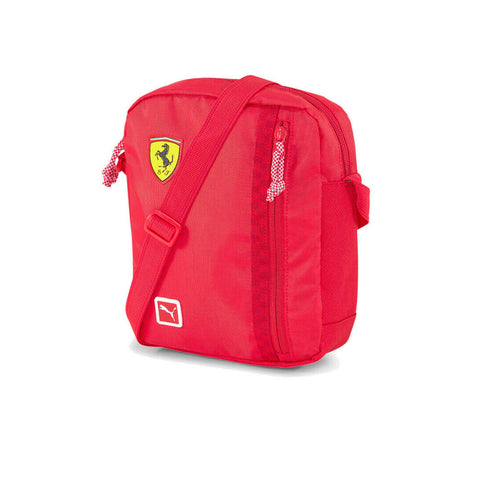 Puma Scuderia Ferrari Fanwear Portable Unisex Crossbody Shoulder Bag 076884