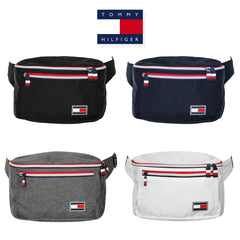 Tommy Hilfiger Luggage Men's TC090CI9 City Trek Waist Bag Fanny Pack