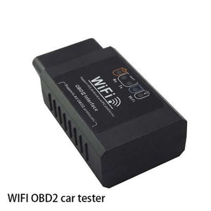 WiFi & Bluetooth OBD2 Tester