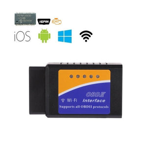 Check Engine Light Diagnostic Tool - OBD2/ELM327 WIFI or Bluetooth Scanner