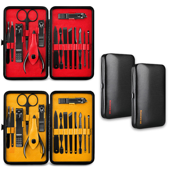 15Pc Professional Manicure Set