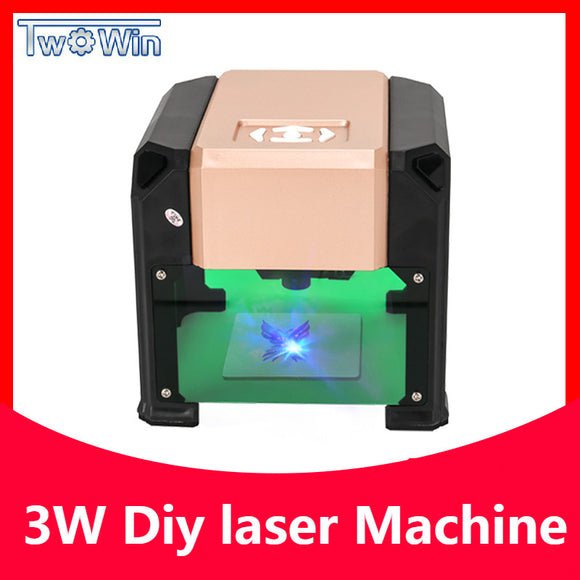 3000mw High Speed Laser Engraving Machine