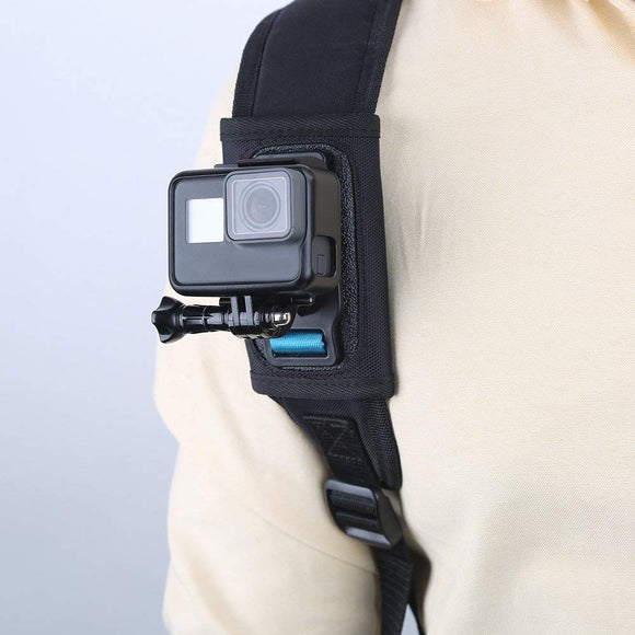 Universal GoPro Quick Release Strap Mount