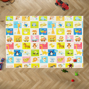 Baby Play Mat - Zoo