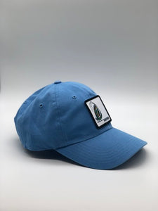 TMP Unstructured Hat - Blue