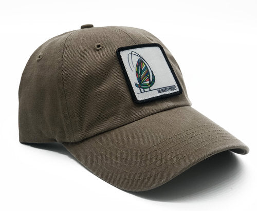 TMP Unstructured Hat - Driftwood