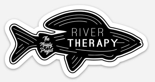 River Therapy Decal