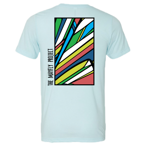 TMP Wing Tee - Light Blue