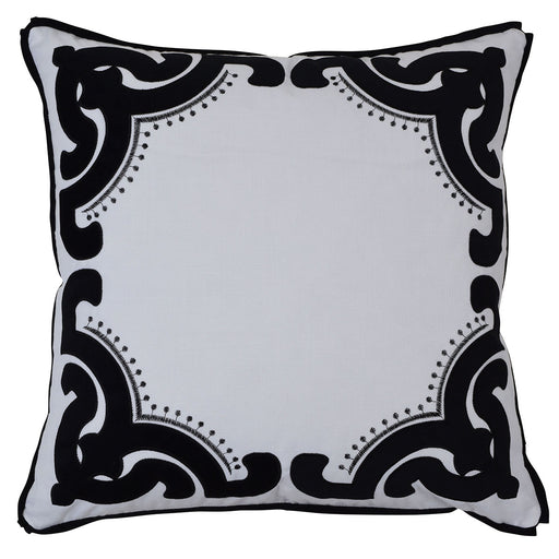 Bronte Black Cushion Cover