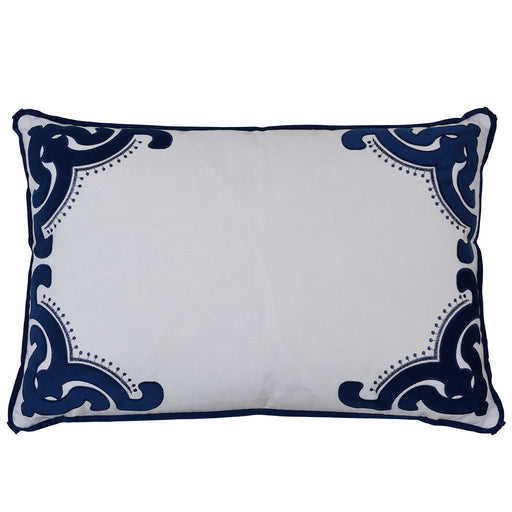 Coogee Navy Cushion Cover