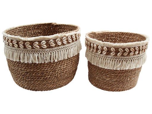 Seagrass Baskets Natural