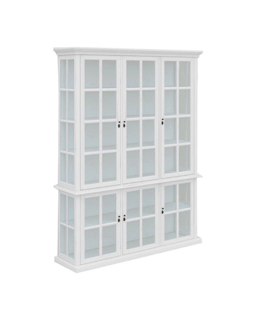 Devonport 6 Door Display Cabinet