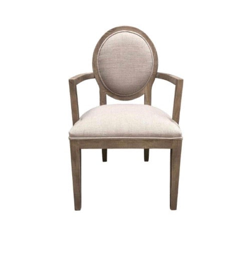 Tian Dining Chair with arms