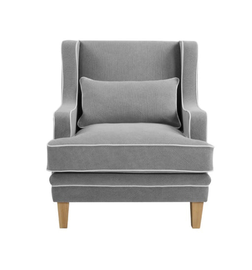 Bondi Grey Armchair