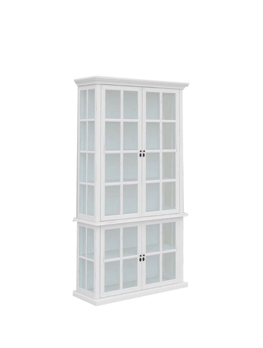 Devonport 4 Door Display Cabinet