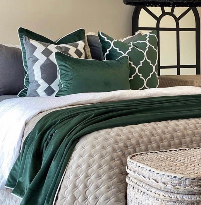 Rodeo Green Throw
