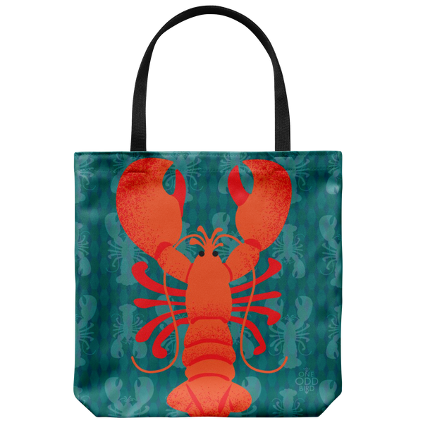 Rock Lobster Tote Bag - 2 Styles