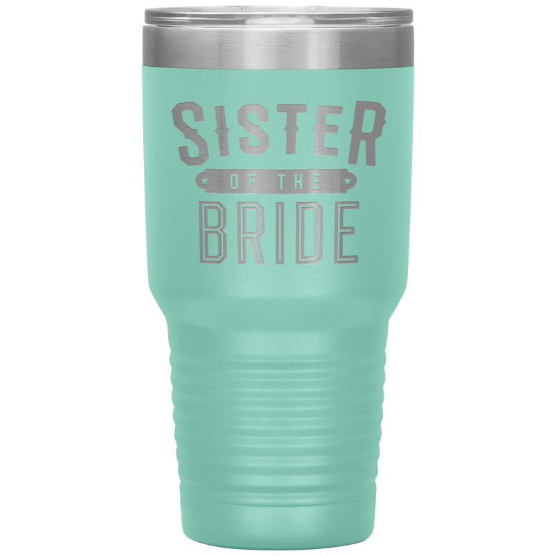 Sister of the Bride 30oz Thermal Tumber
