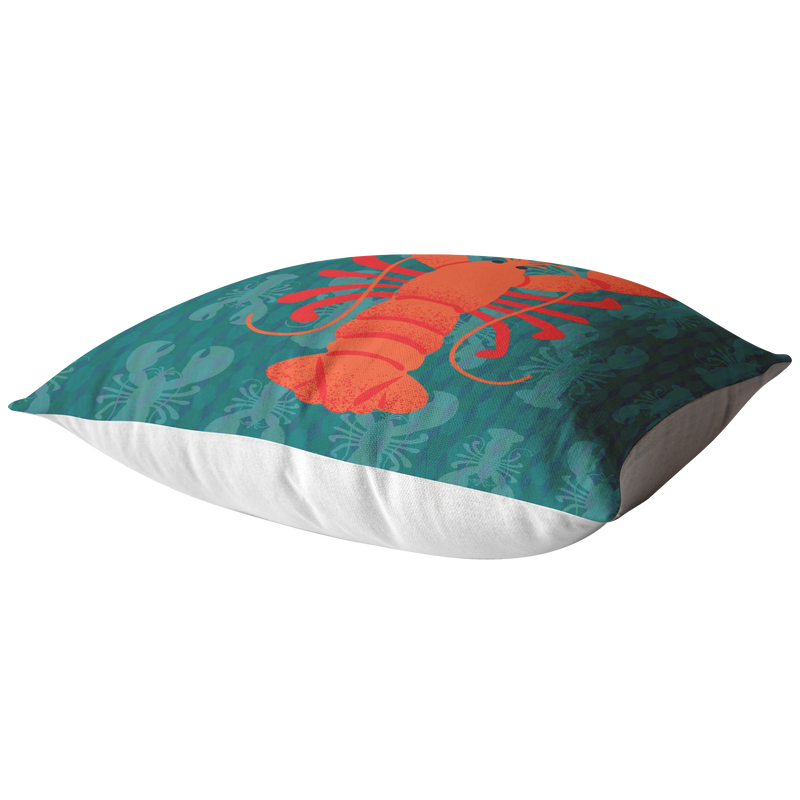 Rock Lobster Pillow - Single Lobster