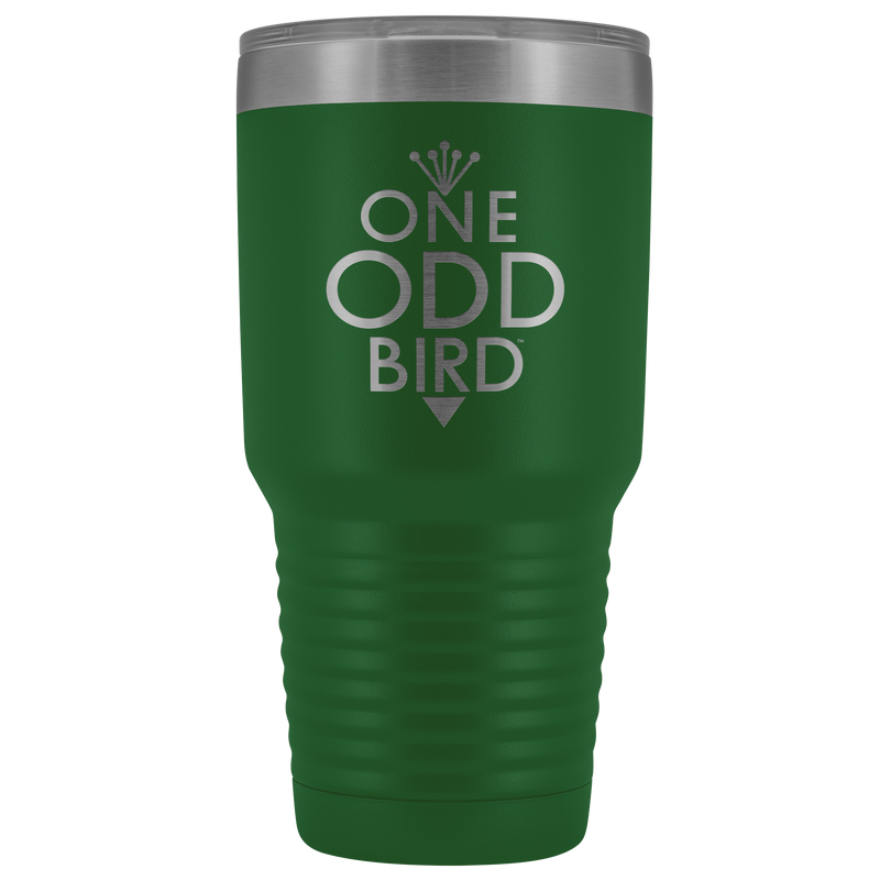 One Odd Bird 30oz. Vacuum Tumbler