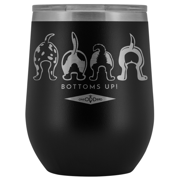 Bottoms Up! 30oz. Thermal Wine Tumbler