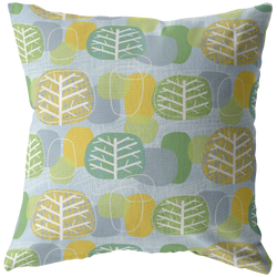 Twiggy Pillow - Frosty Cool
