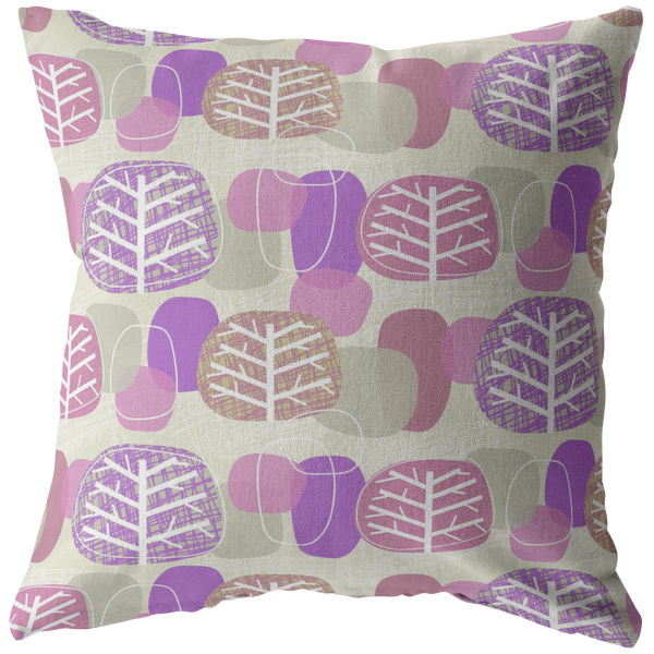 Twiggy Pillow - Lavender Fields