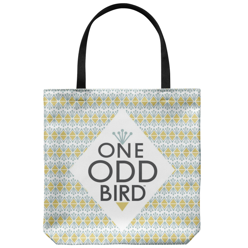 One Odd Bird Tote Bag