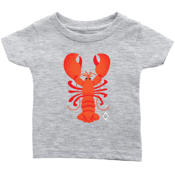 Rock Lobster Cotton Baby T-Shirt - 6m-24m