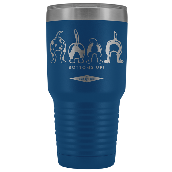 Bottoms Up! 30oz. Thermal Tumbler