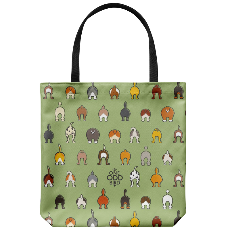 Happy Tails Tote Bag