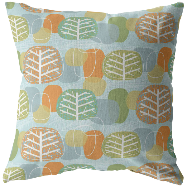 Twiggy Pillow - Citrus