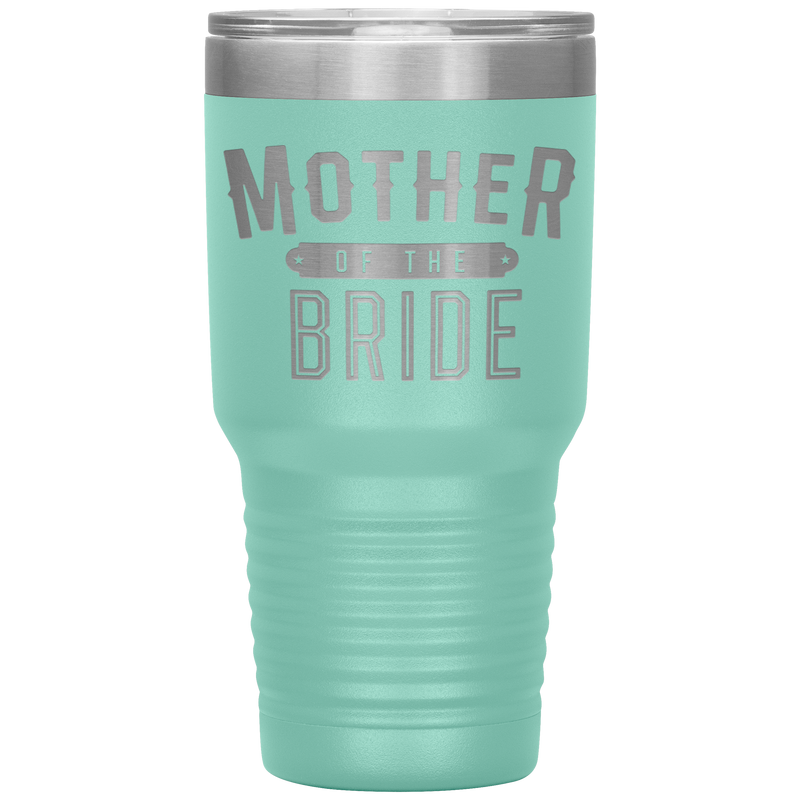 Mother of the Bride Thermal Tumbler 30oz