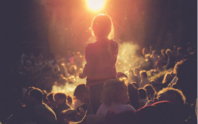 A Survival Guide to Taking Kids to Festivals